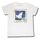 Space Shuttle Puff Youth T-Shirt