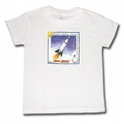 T-shirt espacial �Moon Rocket Puff Youth�